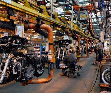 Harley-Davidson Vehicle Operations, York, PA