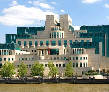 Secret Intelligence Service (SIS) Building, London