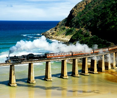 Outeniqua Choo-Tjoe Train, SouthAfrica