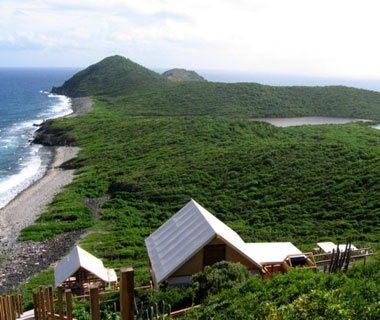 St. John, U.S. Virgin Islands: Concordia Eco-Tents