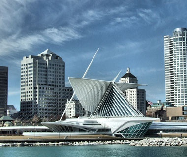 Milwaukee, Wisconsin: Milwaukee Art Museum