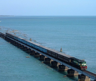 Chennai-Rameswaram Route, India