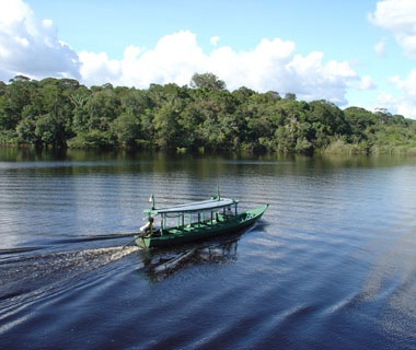 Eco Escape: Peru's Amazon River