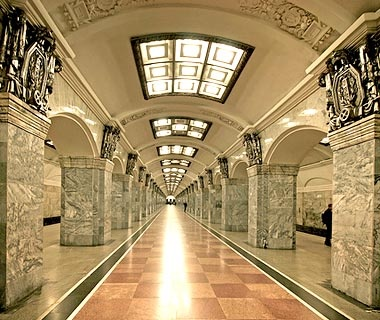 World S Most Beautiful Subway Stations Travel Leisure