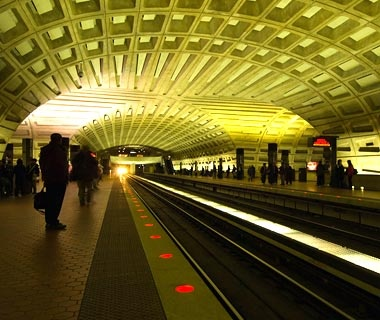 Washington, D.C.: MetroCenter Station