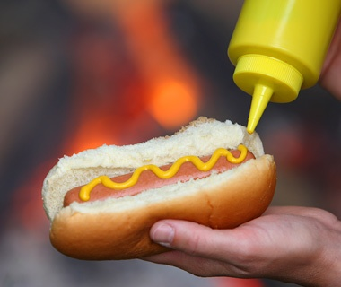 The Hot Dog Trick