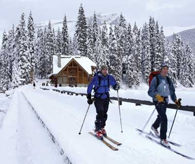 Emerald Lake Lodge, Field, British Columbia