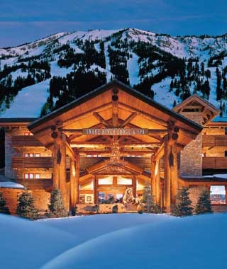 Best Winter Lodges Travel Leisure - The 12 best luxury spa resorts in canada