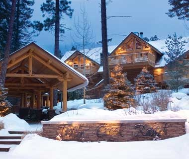 Best Winter Lodges Travel Leisure