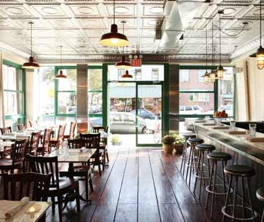 New York (Brooklyn): Motorino