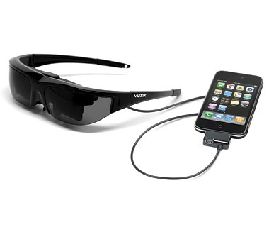 Movie-Screen Eyeglasses