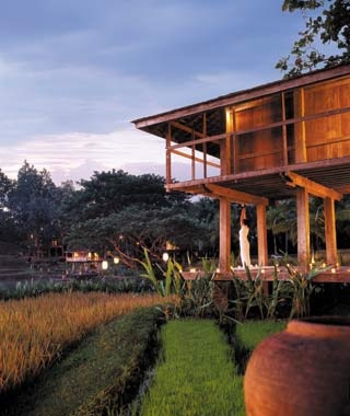 #21Four Seasons Resort Chiang Mai (93.333)Thailand