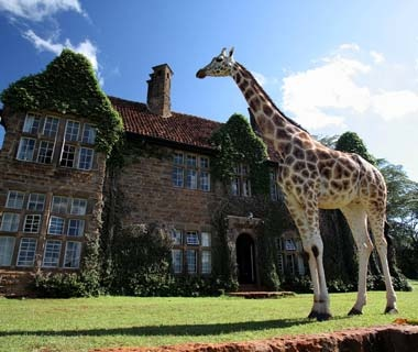 #33NEW Giraffe Manor (92.68)Nairobi, Kenya