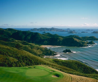 #17NEW Lodge at Kauri Cliffs (93.75)Matauri Bay, New Zealand