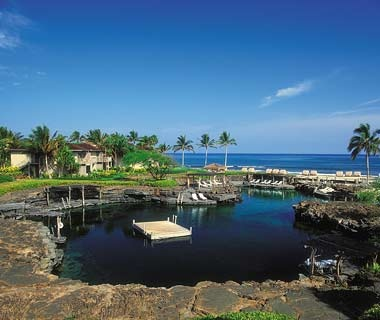 """King's Pond,"" Four Seasons Resort Hualalai, Big Island, HI"