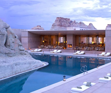 Amangiri, Lake Powell, UT