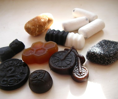 Netherlands: Salty Licorice