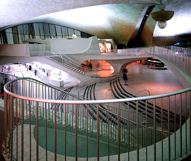 TWA Terminal, John F. Kennedy Airport, New York City