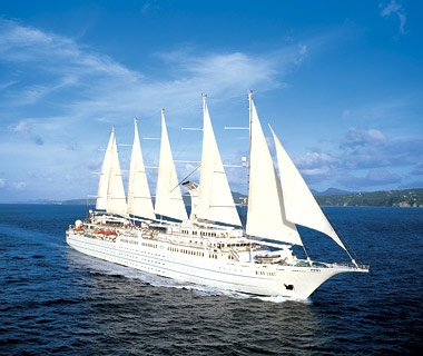 WindstarCruises — Wind Surf