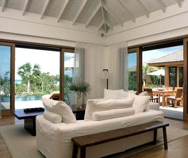 Keith Richards, Rocky Point Villa, Turksand Caicos