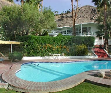 Howard Hughes, Araby Estate, Palm Springs,CA