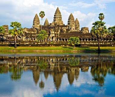 Teaching English in Angkor Wat, Cambodia
