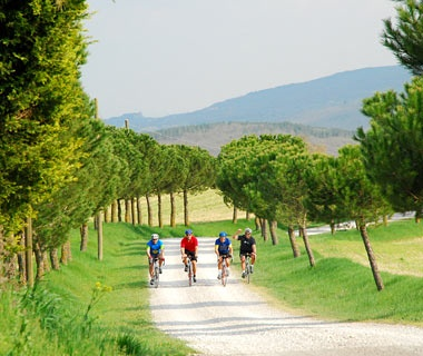 Biking Through Umbria, Italy