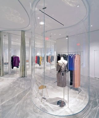 Best Retail SpaceDerek Lam