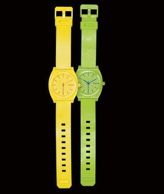 Best Watch Nixon Time Teller P Watch in Solids and Multicolors