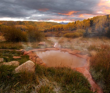 Dunton Hot Springs, Dolores, CO