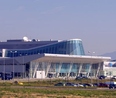Sofia International Airport, Sofia, Bulgaria