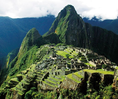 adventure hiking in Machu Picchu, Peru