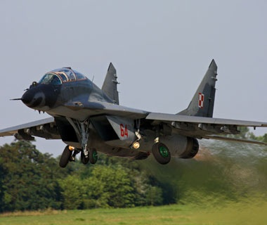 Fly a Soviet MiG: Russia