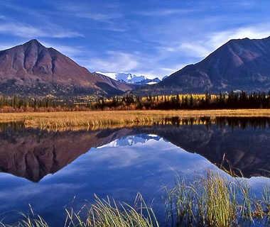 Wrangell-St. Elias National Park,AK