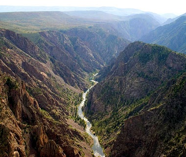 Black Canyon of the Gunnison National Park,CO