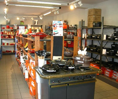 Le Creuset Outlet, France