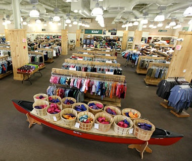 L.L. Bean, Freeport, ME