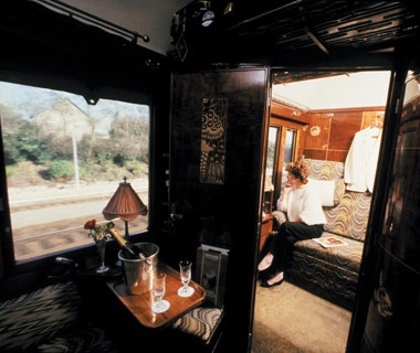 Venice Simplon-Orient-Express, Europe