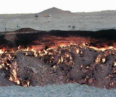 Door to Hell, Turkmenistan