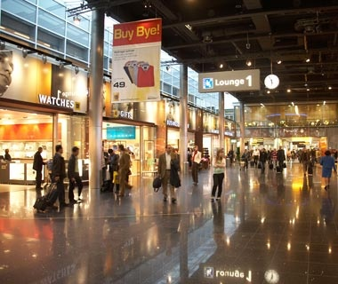 Worst Airports#7. Amsterdam Airport Schiphol