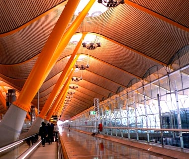 Worst Airports#2. Madrid-Barajas