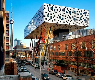 Ontario College of Art and Design, Toronto, Canada