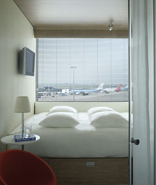 Best New HotelAmsterdam: CitizenM, Schiphol Amsterdam (AMS)