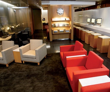 Best New LoungeHong Kong: The Arrival, Hong Kong International (HKG)