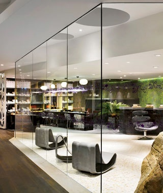 Best New SpaLondon: Cowshed Spa, Gatwick (LGW)