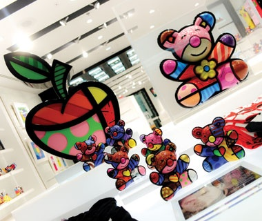 Best New ShopMiami: Britto, Miami International (MIA)
