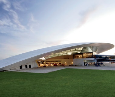 Best New Terminal Montevideo, Uruguay: Carrasco International Airport (MVD)