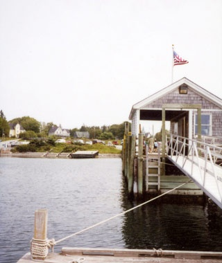 Maine: Little Cranberry Island