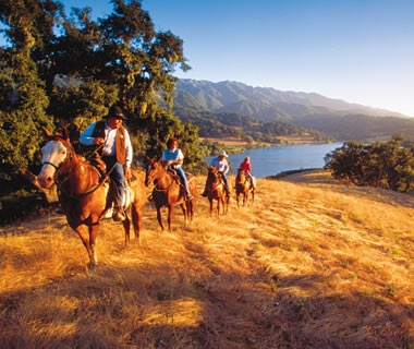Alisal Guest Ranch and Resort, Solvang, CA