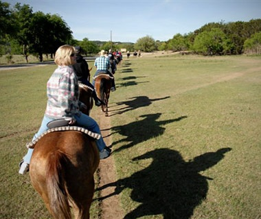 Mayan Dude Ranch, Bandera, TX